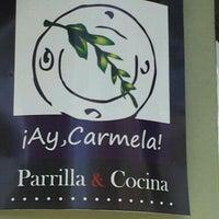 รูปภาพถ่ายที่ Ay Carmela! โดย Marcelo S. เมื่อ 10/6/2011