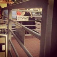 Foto scattata a Proof da Gretel T. il 7/9/2012