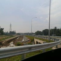 Southern Expressway Interchange - Intersection in Kottawa