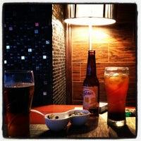 Foto scattata a A Boleo Tapas Bar da Julienne M. il 7/7/2012