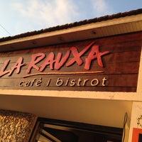 2/12/2012 tarihinde Edna B.ziyaretçi tarafından La Rauxa Café'de çekilen fotoğraf