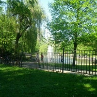5/1/2012にKlaus G.がVolkspark Friedrichshainで撮った写真
