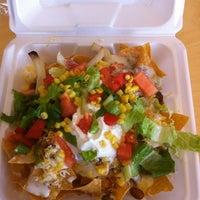 7/11/2012 tarihinde Ray J.ziyaretçi tarafından Bandit Burrito'de çekilen fotoğraf