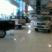 Foto tirada no(a) Sorana - Toyota por Fernando F. em 6/18/2012