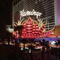 Foto tomada en Flamingo Las Vegas Hotel & Casino por Carmen V. el 8/7/2012