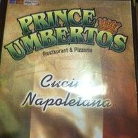 Foto tomada en Prince Umberto's por Colleen B. el 7/8/2012