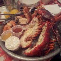 Das Foto wurde bei Big Easy Bar.B.Q & Crabshack von budchawla am 6/23/2012 aufgenommen