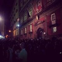 Foto scattata a Piazza San Domenico Maggiore da Eugenio M. il 6/21/2012