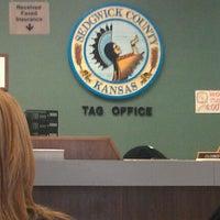 Sedgwick County Tag Office 2120 N Woodlawn St