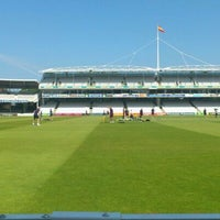 Foto tomada en Lord's Cricket Ground (MCC)  por Rob F. el 5/30/2012