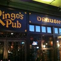 Foto diambil di Ringo's Pub oleh David W. pada 8/14/2012