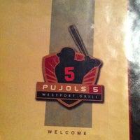 Pujols 5 westport grill