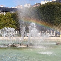 9/22/2011にSonia S.がJardin du Palais Royalで撮った写真