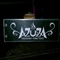 9/10/2011にAlverrie P.がAzuza Hookah Lounge & Cafeで撮った写真
