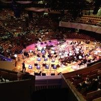 Снимок сделан в Boettcher Concert Hall пользователем dub 2/19/2012