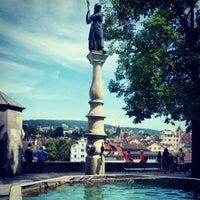 Das Foto wurde bei Lindenhof von Ilya S. am 8/15/2012 aufgenommen