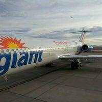 Снимок сделан в Phoenix-Mesa Gateway Airport (AZA) пользователем Michele H. 1/21/2012