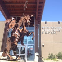 7/6/2012 tarihinde Amanda W.ziyaretçi tarafından British Columbia Visitor Centre @ Osoyoos'de çekilen fotoğraf