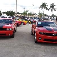 Das Foto wurde bei Tropical Chevrolet von BobaStation am 12/17/2011 aufgenommen