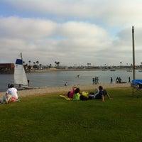 Снимок сделан в Mission Bay Aquatic Center пользователем Felipe L. 7/22/2012