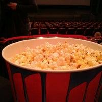 Снимок сделан в Кинотеатр «Украина» пользователем Ann G. 1/7/2012