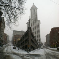Foto scattata a Smith Tower da Ron M. il 1/18/2012