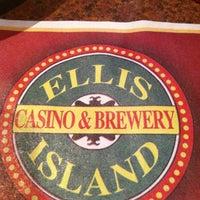 Foto diambil di Ellis Island Casino & Brewery oleh Mickey G. pada 1/30/2012