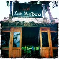 Foto tomada en La Zebra por Luis A. el 7/3/2011