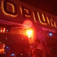 Photo prise au Opium par César M. le6/16/2012