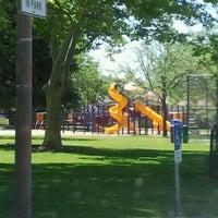 Photo taken at Bonneville Park by Kristie B. on 6/16/2012