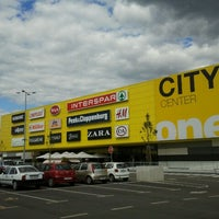 City Center One East Shopping Mall In žitnjak