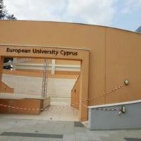 7/21/2012 tarihinde Michael C.G. C.ziyaretçi tarafından European University Cyprus'de çekilen fotoğraf