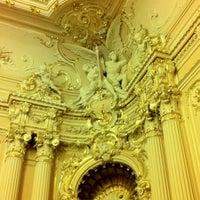 Снимок сделан в Санктъ-Петербургъ Опера пользователем Alyona S. 4/20/2012