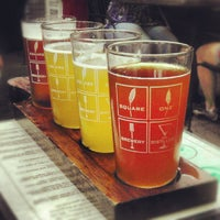 Photo taken at Square One Brewery & Distillery by Ryan B. on 8/25/2012