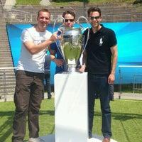Снимок сделан в UEFA Champions Festival 2012 пользователем Jaap U. 5/19/2012