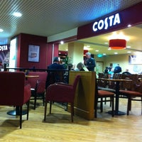 Costa Coffee Departure Lounge