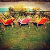 3/22/2012 tarihinde Gozde K.ziyaretçi tarafından Backyard'de çekilen fotoğraf