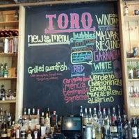 Photo prise au Toro Restaurant par Katherine P. le4/15/2012