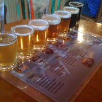 Photo taken at SunUp Brewing Co. by Alan W. on 3/17/2012