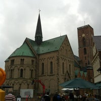 Das Foto wurde bei Ribe Domkirke von Jari T. am 7/6/2012 aufgenommen