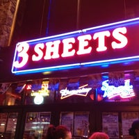 รูปภาพถ่ายที่ 3 Sheets Saloon โดย Brittany M. เมื่อ 4/29/2012