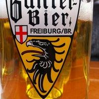 Das Foto wurde bei Ganter Brauereiausschank von Manfred E. am 10/29/2011 aufgenommen