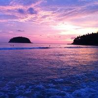 Das Foto wurde bei Kata Beach Resort & Spa von Maria am 8/20/2011 aufgenommen