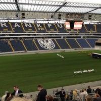 รูปภาพถ่ายที่ Commerzbank-Arena โดย Fabian Jonas H. เมื่อ 7/13/2012