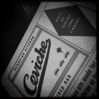 Foto tomada en Ceviche por ONtheRA P. el 3/21/2012