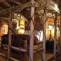 3/29/2012 tarihinde Maria P.ziyaretçi tarafından Lake Placid Lodge'de çekilen fotoğraf