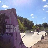 Foto tomada en Historic Fourth Ward Skatepark por Gray W. el 9/9/2012