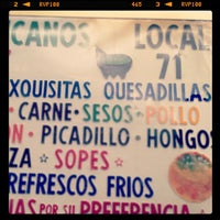 Foto tomada en Mercado Villa Coapa por Carlos M. el 12/4/2011