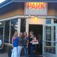 Снимок сделан в Park Burger пользователем Tara K. 7/21/2012