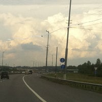Photo prise au М-2 Симферопольское шоссе par Viorika i. le7/13/2012